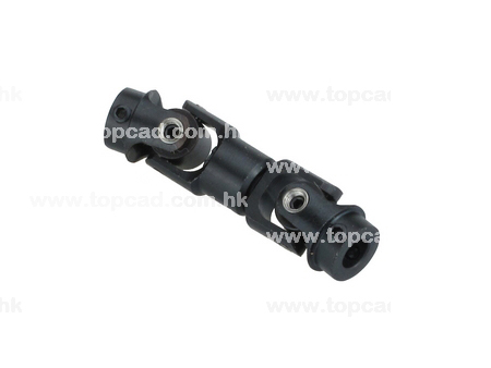 HD Centre Universal Shaft for Tractor Truck 45-55mm