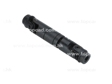 HD Centre Universal Shaft for Tractor Truck 65-83mm