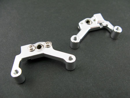 Alloy Gear Box Roll Mount (2) for SCX-10