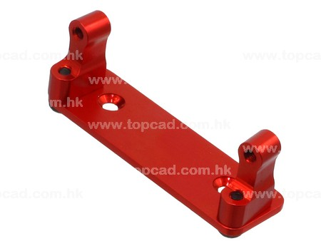 Alloy Servo Mount for Axial Ridgecrest