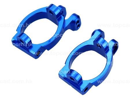 Alloy HD Steering Knuckle Centre (2) for 1/10 YETI