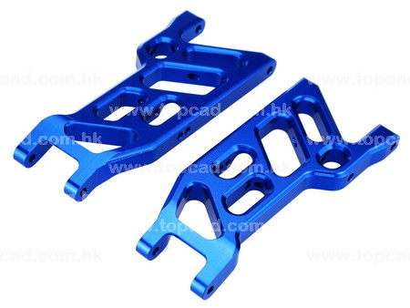 Alloy HD Front Low Arm (2) for 1/10 YETI