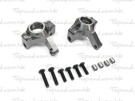 Front Steering Knuckle (2) for SCX10 II