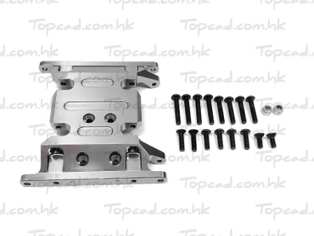 Gear Box Bottom Mt for SCX10 II