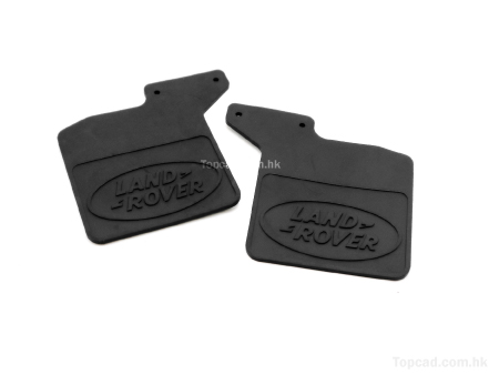 Mud Plates for TRX4 / L. Rover