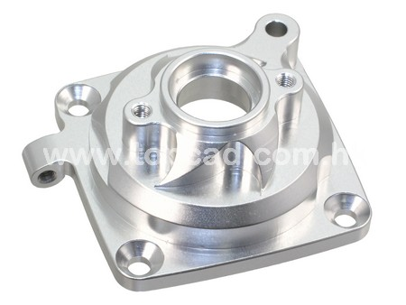 Alloy clutch housing for 1/5 Baja or KM Baja