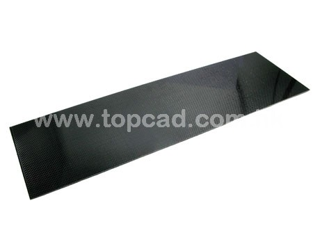 Carbon Fibre Composite Materials 1mm