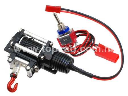 Alloy Winch for 1/10 Rock Crawler