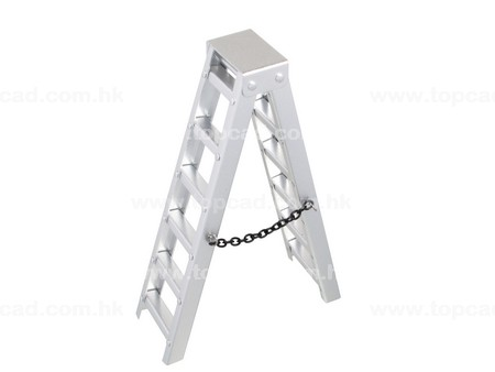 Alloy Work Ladder S