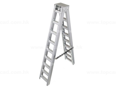 Alloy Work Ladder L