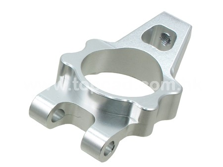 Alloy rear hub carrier (2) for 1/5 Baja or KM Baja