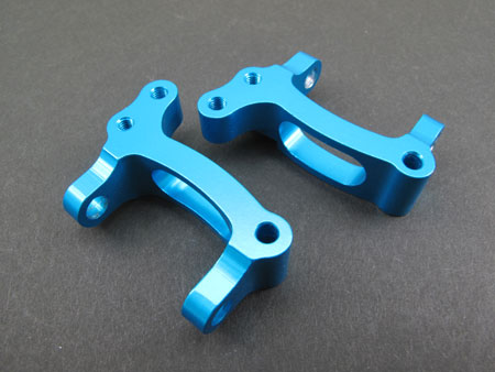 Alloy Front Castor Block (2) for M06
