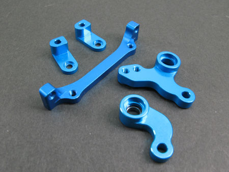 Alloy Centre Steering Set for M06